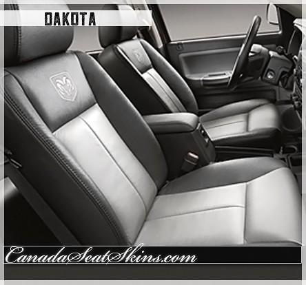 Dodge Dakota Custom Katzkin Leather Seats
