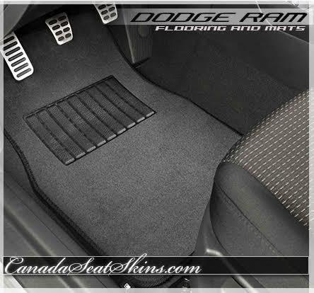 2003 - 2009 Dodge Ram Replacement Carpet