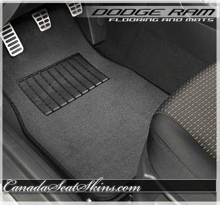 2003 - 2009 Dodge Ram Replacement Carpet