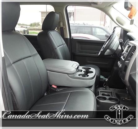 2006 2008 Dodge Ram Clazzio Seat Covers