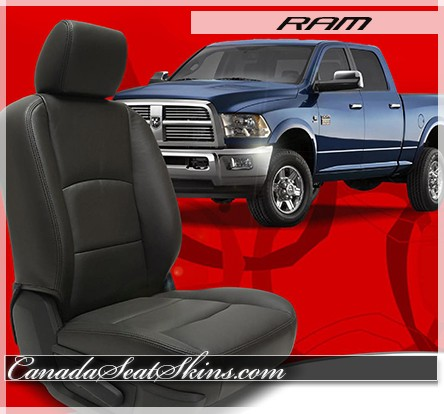 2015 Dodge Ram 2500 Interior