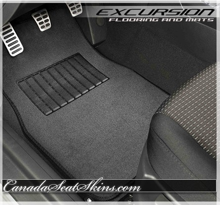 2000 - 2005 Ford Excursion Replacement Carpet