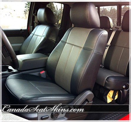 2004 - 2018 Ford F150 Clazzio Fitted Slip Over Seat Covers
