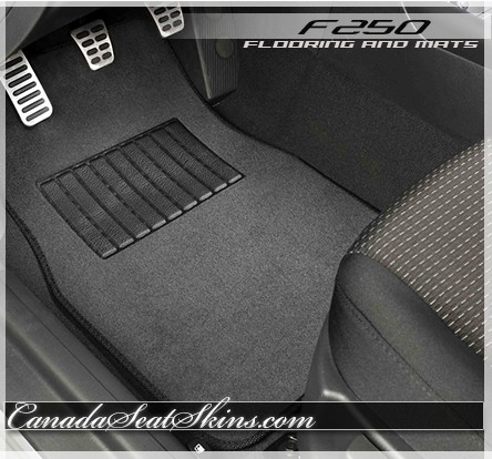 1999 - 2007 Ford F-250 Super Duty Replacement Carpet