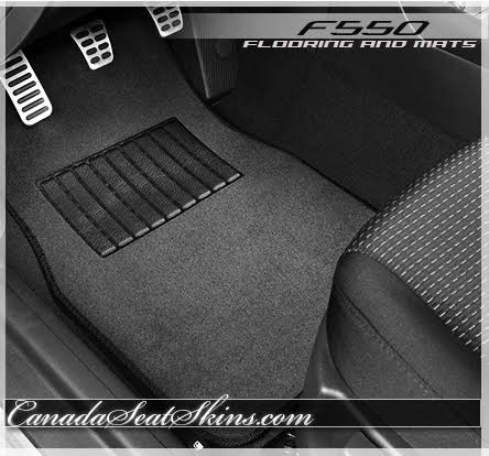 2008 - 2016 Ford F-550 Super Duty Replacement Carpet