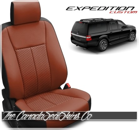2007 - 2020 Ford Expedition Katzkin Custom Leather Seat Sale