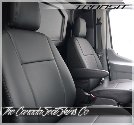 2015 - 2021 Ford Transit Commercial Fleet Seat Covers Best Available