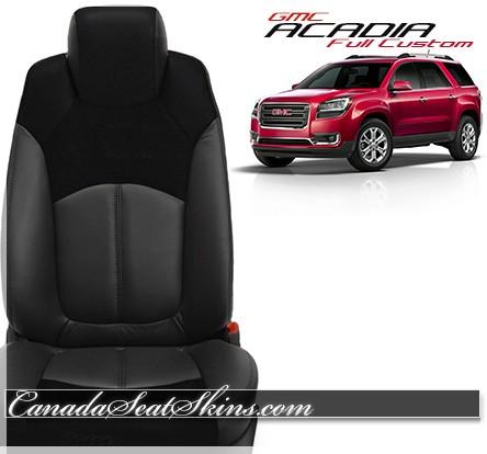 GMC Acadia Custom Katzkin Leather Seats