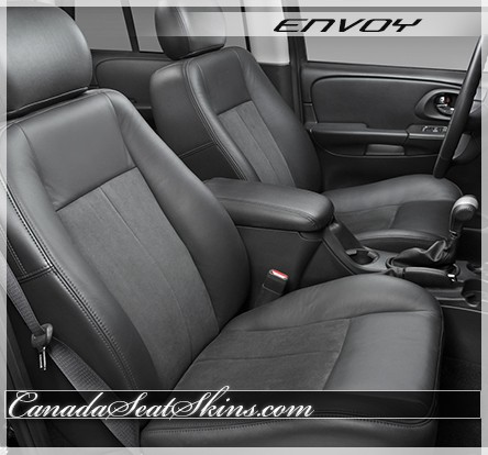 2005 - 2009 GMC Envoy Katzkin Leather Seats