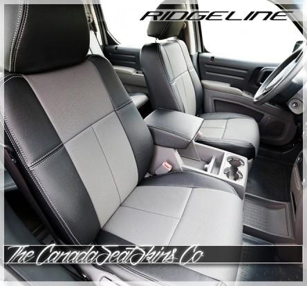 2009 - 2015 Honda Ridgeline Clazzio Precision Fit Seat Covers