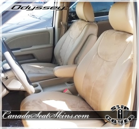 2008 - 2010 Honda Odyssey Clazzio Slip Over Seat Covers