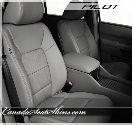 ... Honda Pilot Ash Leather Seats ...