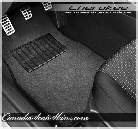 1984 - 1996 Jeep Cherokee Replacement Carpet