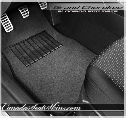 1999 - 2004 Jeep Grand Cherokee Replacement Carpet