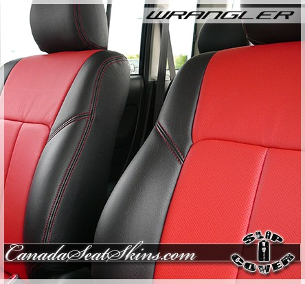 2011 2012 Jeep Wrangler Clazzio Seat Covers