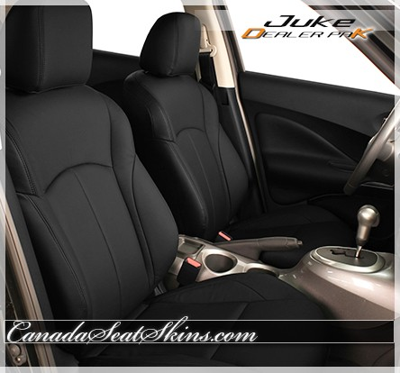 Nissan Juke Leather Seats