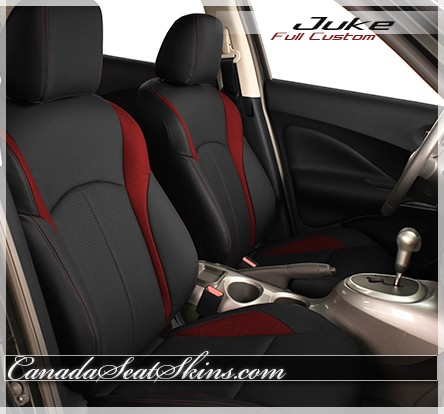 2011 - 2015 Nissan Juke Katzkin Leather Seats