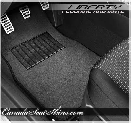 2002 - 2007 Jeep Liberty Replacement Carpet