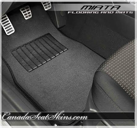 2006 - 2008 Mazda MX-5 Miata Replacement Carpet