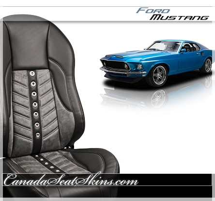 1964 - 1973 Ford Mustang VXR Restomod Seat
