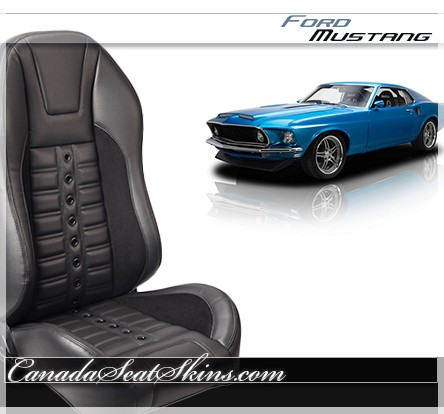 1964 - 1973 Ford Mustang XR Restomod Seat