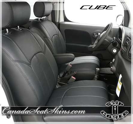 2009 - 2015 Nissan Cube Fitted Slip Over Seat Covers