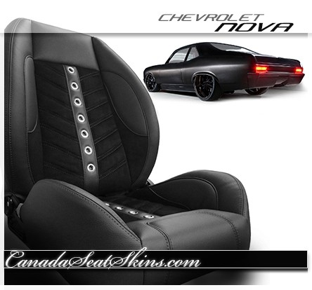 1968 - 1972 Chevrolet Nova VXR Pro Series Bucket Seats