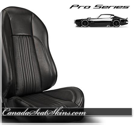 Pro Series Chevelle High Back Bucket Restomod Seats