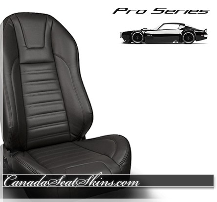 TMI Pro Series Sport High Back Bucket Seats