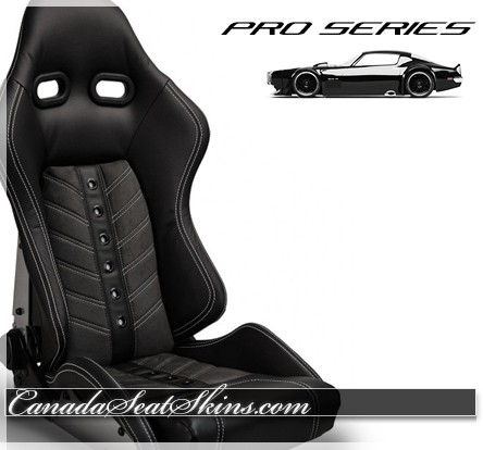 VXR Viper Junior Pro Series Restomod Bucket Seats