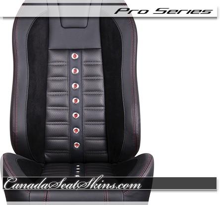 Pro Series High Back Sport XR Bucket Seats TMI