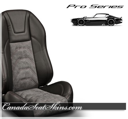 TMI Sport S High Back Restomod Bucket Seats
