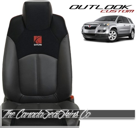 2009 - 2010 Saturn Outlook Katzkin Custom Leather Seat Sale