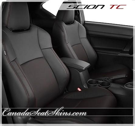 2013 - 2016 Scion TC Katzkin Barracuda Leather Seats