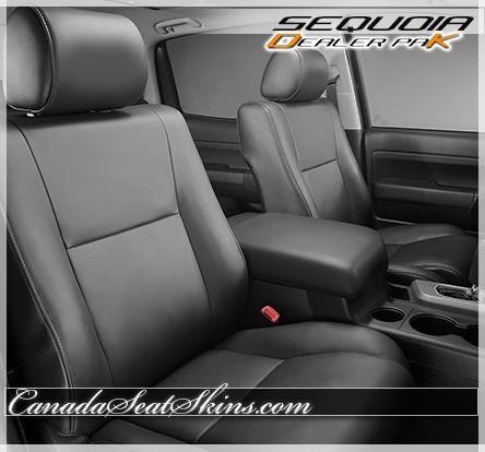 Toyota Sequoia Leather Seat Cover Kits