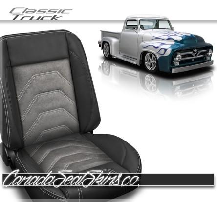 Pro Series Sport S Classic Restomod Truck Seats