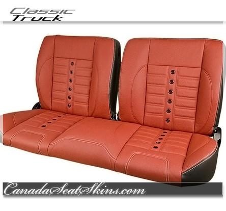 Tmi Sport Xr Pro Series Restomod Truck Seats