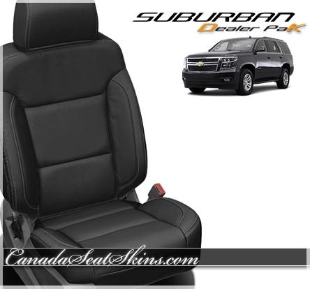 2015 - 2020 Chevrolet Suburban Katzkin Leather Seats