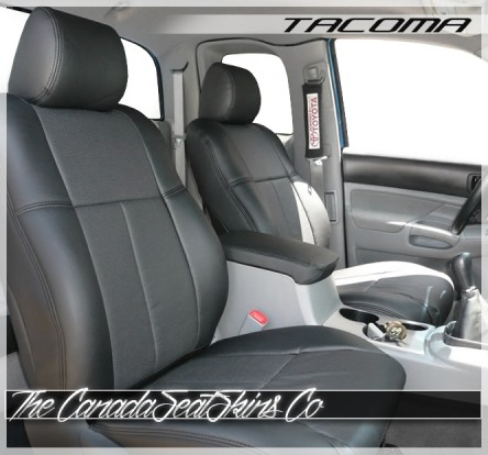 2012 - 2015 Toyota Tacoma Clazzio Fitted Slip Over Seat Covers