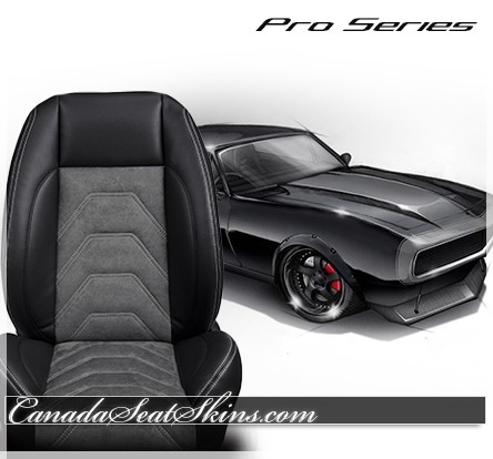 TMI Pro Series Sport S Restomod Bucket Seats