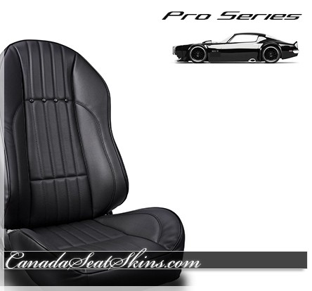 Pro Series C2G Pro Series High Back Bucket Seats