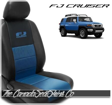 Toyota FJ Cruiser Katzkin Custom Leather Upholstery Sale