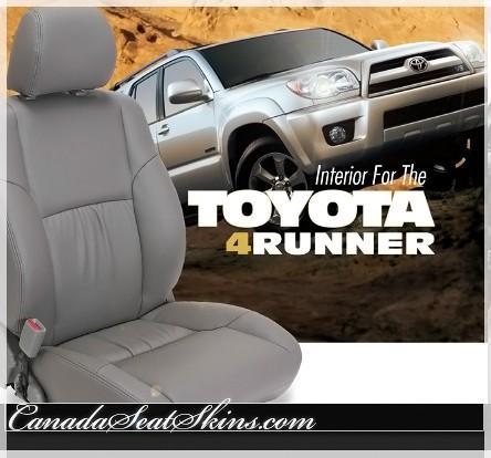 2003 - 2009 Toyota 4runner Katzkin Leather Seats