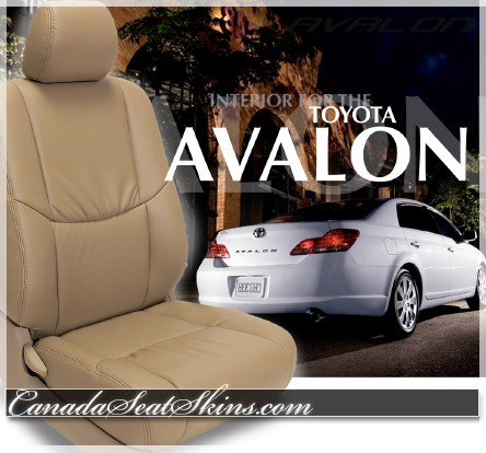 Toyota Avalon Leather Seats