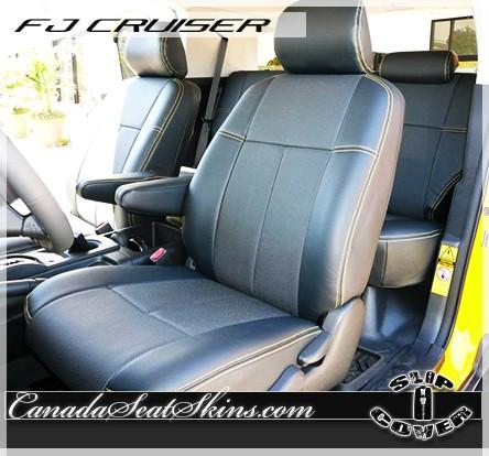 Toyota FJ Cruiser Clazzio Slip Over Front Seat Covers