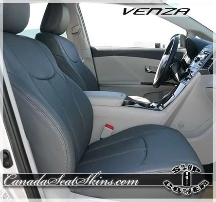 2009 - 2017 Toyota Venza Clazzio Seat Covers