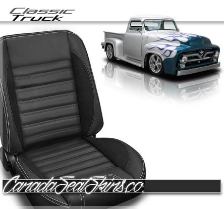 Pro Series Sport R Classic Restomod Truck Seats
