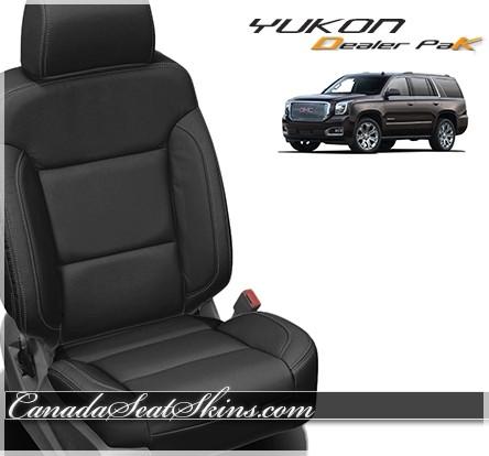 2015 2016 2017 2018 2019 GMC Yukon Leather Seat Covers