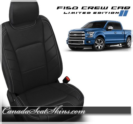 2015 2019 Ford F150 Limited Edition Katzkin Leather Seats