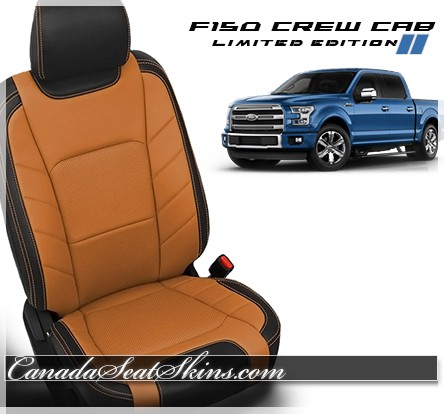 2015 2019 Ford F150 Limited Edition Katzkin Leather Seats